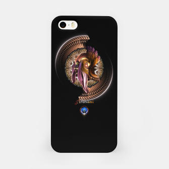 Thumbnail image of Arzriani The Golden Empress Fractal Portrait iPhone Case, Live Heroes
