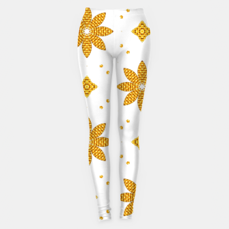 Miniatur Golden 1-1522 Leggings, Live Heroes