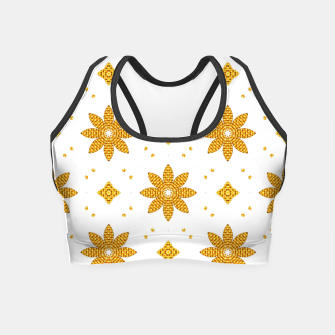 Miniature de image de Golden 1-1522 Crop Top, Live Heroes