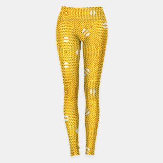 Miniatur Golden 1-1524 Leggings, Live Heroes
