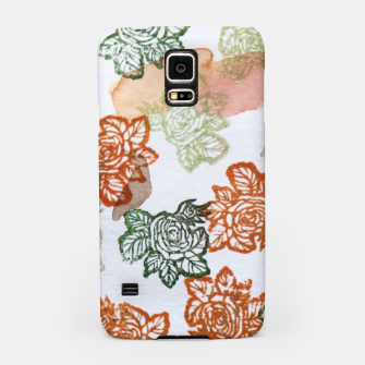 Thumbnail image of Retro Flora Samsung Case, Live Heroes