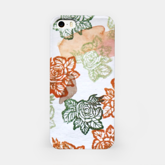 Thumbnail image of Retro Flora iPhone Case, Live Heroes