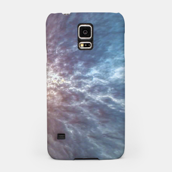 Thumbnail image of Stormy Sky Abstract Print Samsung Case, Live Heroes