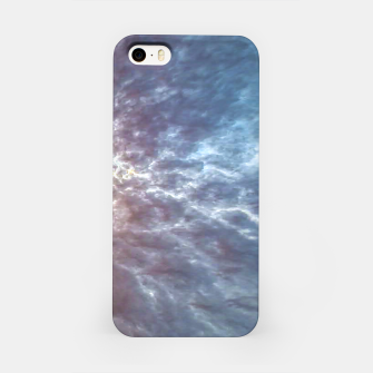 Miniature de image de Stormy Sky Abstract Print iPhone Case, Live Heroes