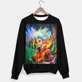 Thumbnail image of dr. stone Sweater regular, Live Heroes