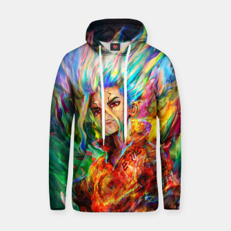 Thumbnail image of dr. stone Hoodie, Live Heroes