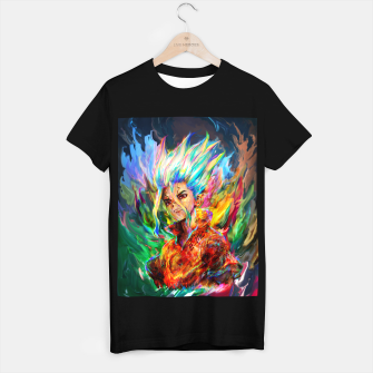 Thumbnail image of dr. stone T-shirt regular, Live Heroes