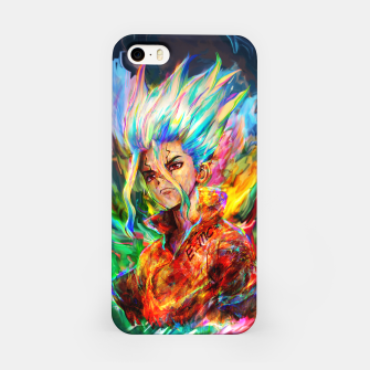 Thumbnail image of dr. stone iPhone Case, Live Heroes