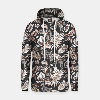 Thumbnail image of Leopards in the wild flora 41 Sudadera con capucha, Live Heroes
