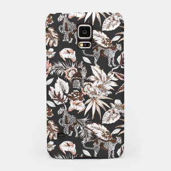 Thumbnail image of Leopards in the wild flora 41 Carcasa por Samsung, Live Heroes