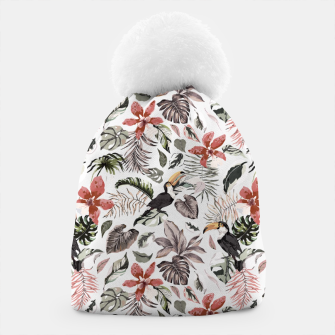 Thumbnail image of Toucans in the flowered jungle 6 Gorro, Live Heroes