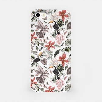 Thumbnail image of Toucans in the flowered jungle 6 Carcasa por Iphone, Live Heroes