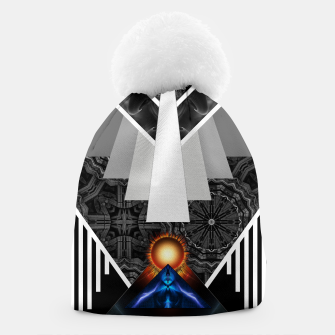 Thumbnail image of Wings Of Lightning Deco Mech Flare FL180 Beanie, Live Heroes