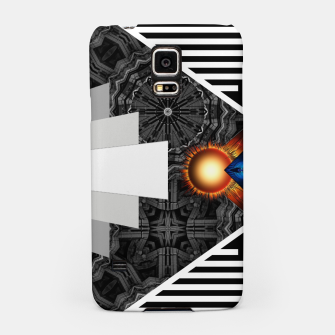 Thumbnail image of Wings Of Lightning Deco Mech Flare RLX3 Samsung Case, Live Heroes