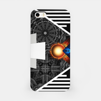Thumbnail image of Wings Of Lightning Deco Mech Flare RLX3 iPhone Case, Live Heroes
