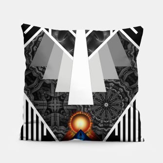 Thumbnail image of Wings Of Lightning Deco Mech Flare FL180 Pillow, Live Heroes