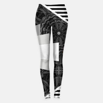 Thumbnail image of Wings Of Lightning Deco Mech Flare RLX3 NSUN Leggings, Live Heroes