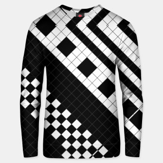 Thumbnail image of Subway Geometrix 2x2 RL90ZM Unisex sweater, Live Heroes