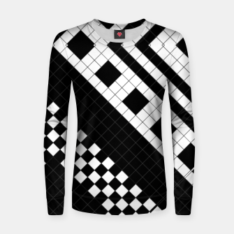 Thumbnail image of Subway Geometrix 2x2 RL90ZM Women sweater, Live Heroes