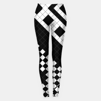 Thumbnail image of Subway Geometrix 2x2 RL90ZM Leggings, Live Heroes