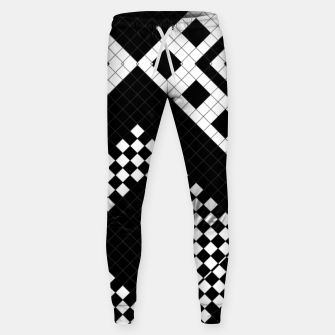 Thumbnail image of Subway Geometrix 2x2 RL90ZM Sweatpants, Live Heroes