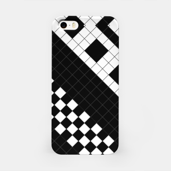 Thumbnail image of Subway Geometrix 2x2 RL90ZM iPhone Case, Live Heroes
