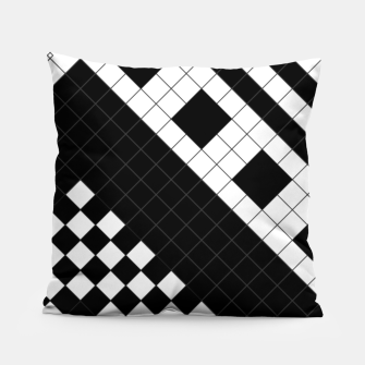 Thumbnail image of Subway Geometrix 2x2 RL90ZM Pillow, Live Heroes