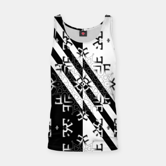 Thumbnail image of Ecode Stripe FL180 Tank Top, Live Heroes