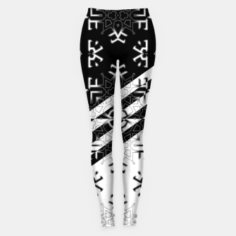 Thumbnail image of Ecode Stripe RL90 Leggings, Live Heroes