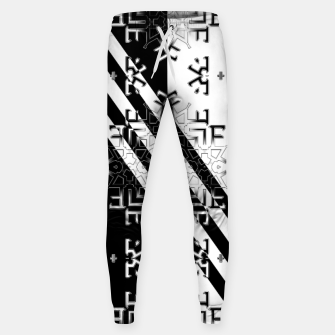 Thumbnail image of Ecode Stripe FL180 Sweatpants, Live Heroes