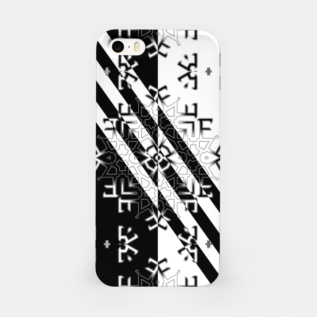 Image of Ecode Stripe FL180 iPhone Case - Live Heroes