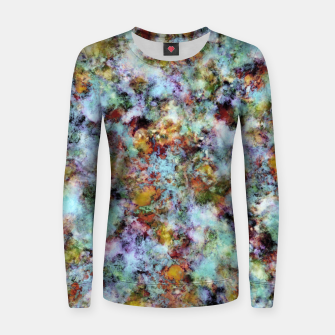 Miniatur Almost in the clouds Women sweater, Live Heroes