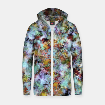 Miniatur Almost in the clouds Zip up hoodie, Live Heroes