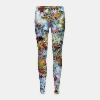 Miniatur Almost in the clouds Girl's leggings, Live Heroes