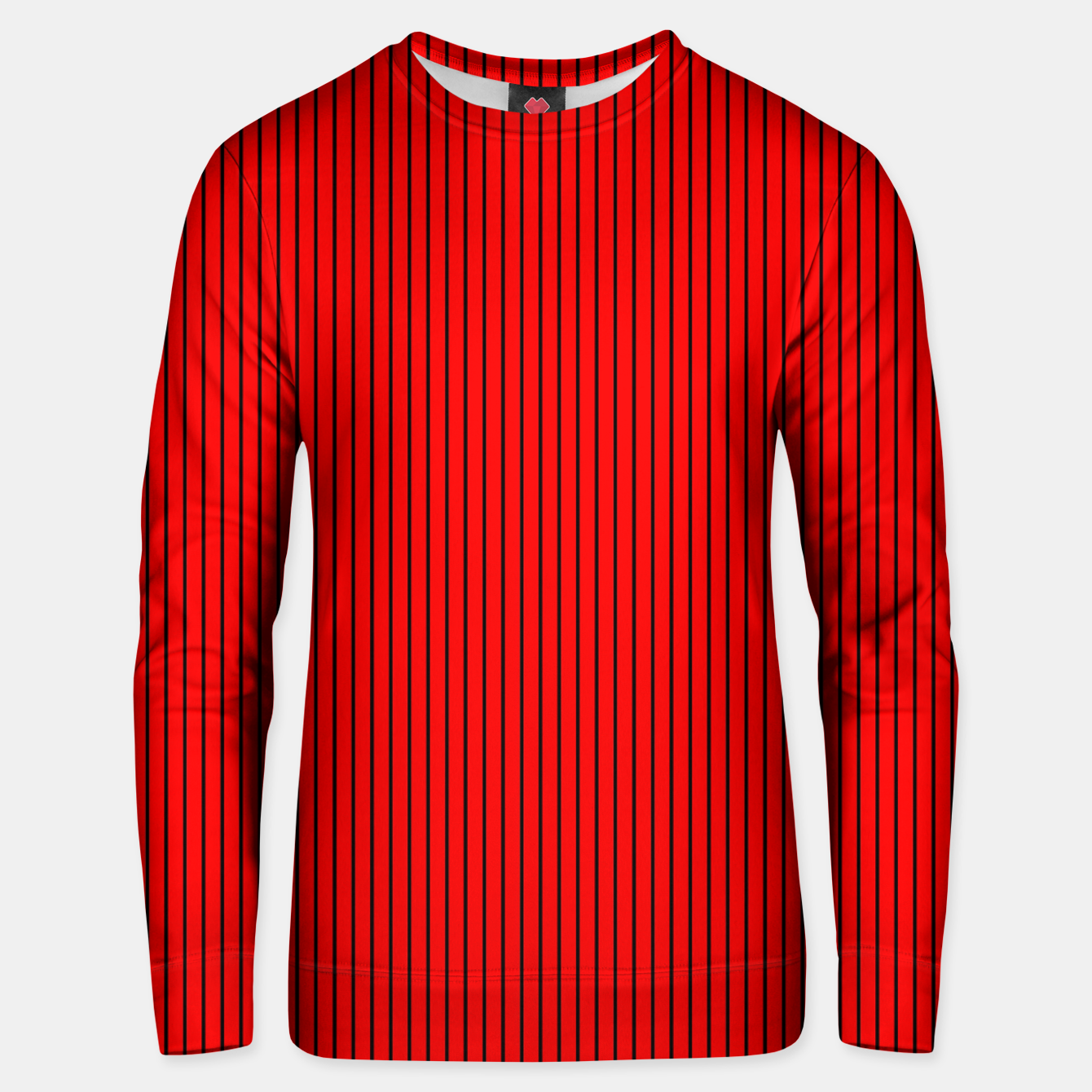 Image of zappwaits-red  Unisex sweater - Live Heroes