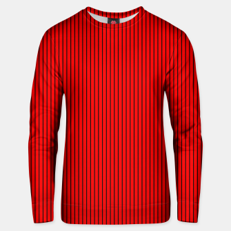 Thumbnail image of zappwaits-red  Unisex sweater, Live Heroes