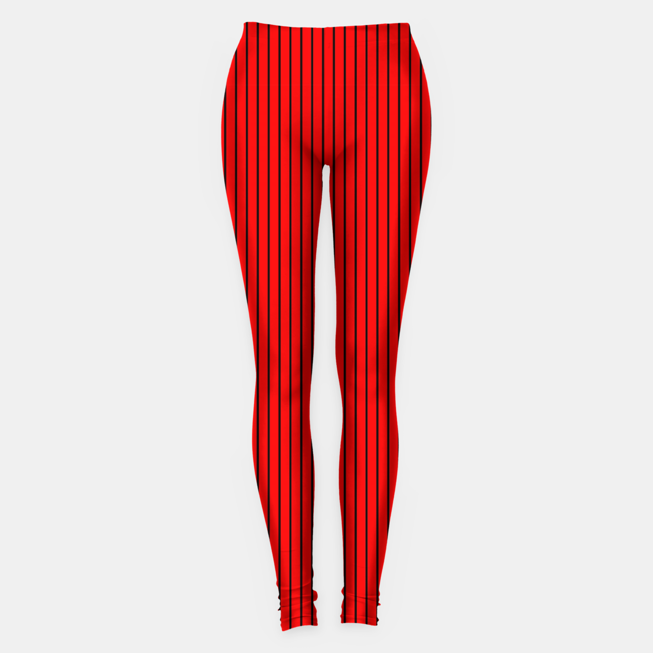 Image of zappwaits-red  Leggings - Live Heroes