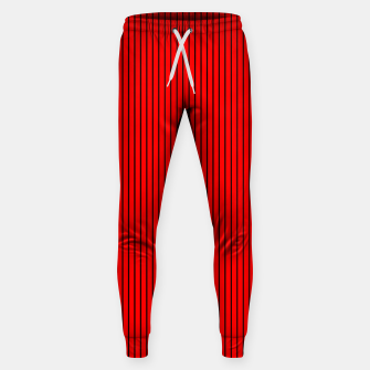 zappwaits-red  Sweatpants thumbnail image