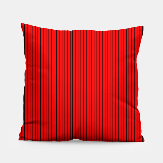 zappwaits-red  Pillow thumbnail image