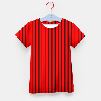 Thumbnail image of zappwaits-red  Kid's t-shirt, Live Heroes