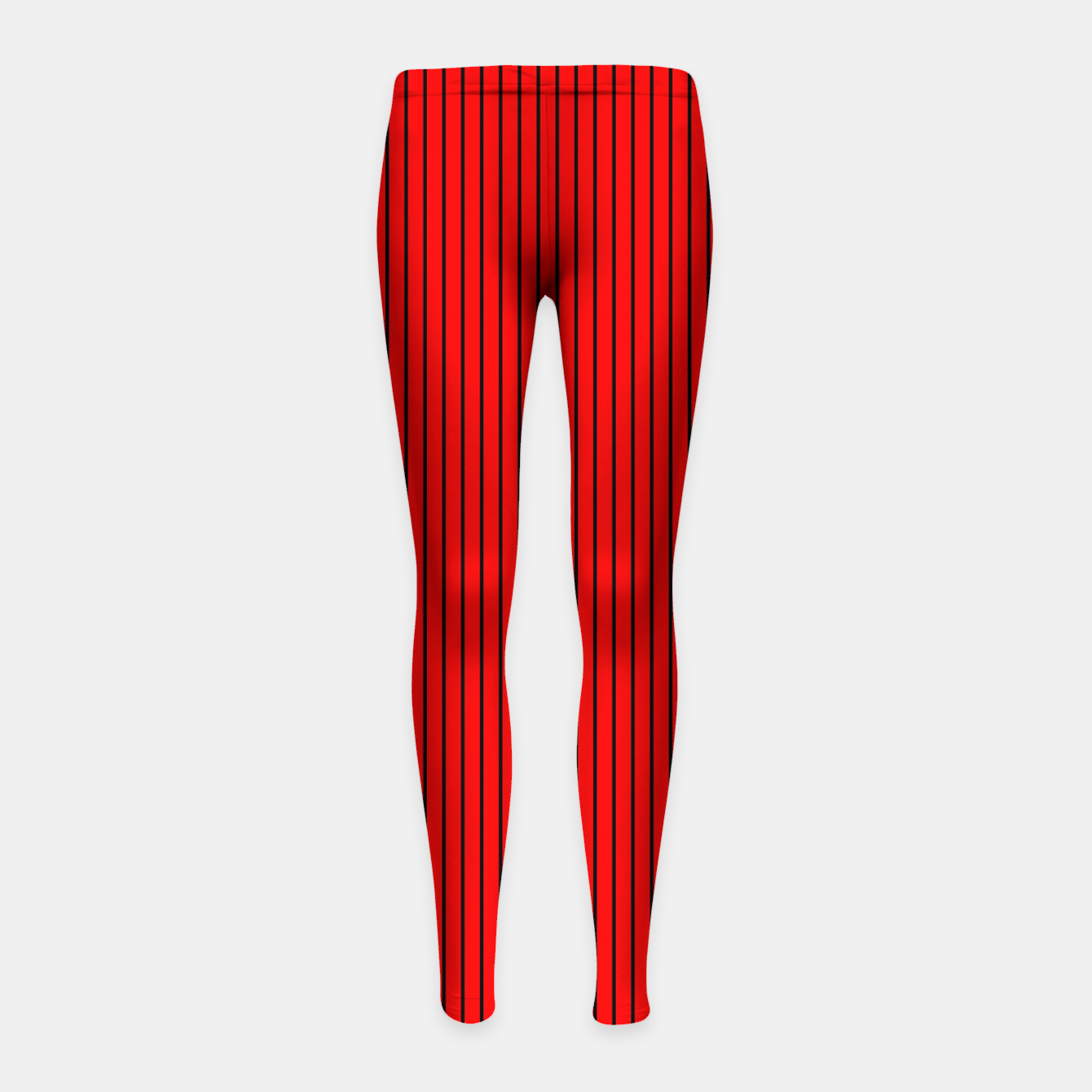 Image of zappwaits-red  Girl's leggings - Live Heroes