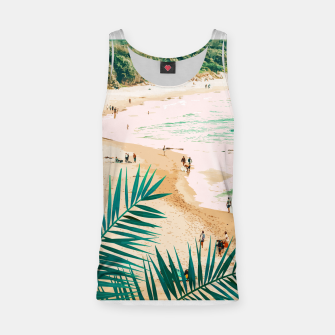 Miniature de image de Beach Weekend Tank Top, Live Heroes