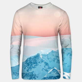 Miniaturka Snow & Blush Horizon Unisex sweater, Live Heroes