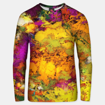 Thumbnail image of Looking for the impossible Unisex sweater, Live Heroes