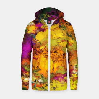 Thumbnail image of Looking for the impossible Zip up hoodie, Live Heroes