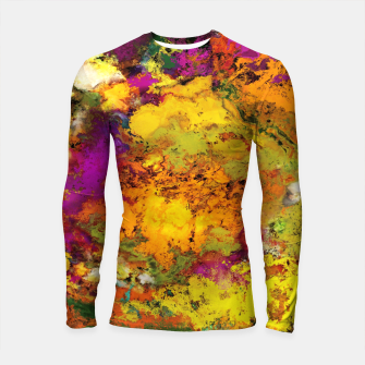 Thumbnail image of Looking for the impossible Longsleeve rashguard , Live Heroes