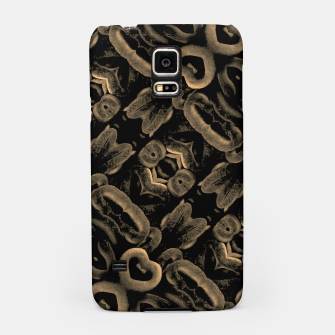 Thumbnail image of Modern Intricate Print Pattern Samsung Case, Live Heroes
