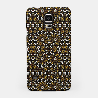 Thumbnail image of Modern Geometric Ornate Vector Pattern Samsung Case, Live Heroes