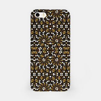 Thumbnail image of Modern Geometric Ornate Vector Pattern iPhone Case, Live Heroes