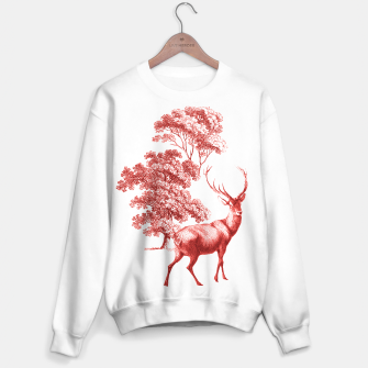 Thumbnail image of Red Deer in Forest Sweater regular, Live Heroes